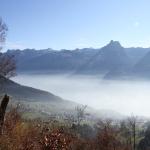 Aussicht aufs Nebelmeer
